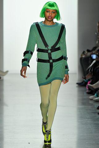 Jeremy Scott - Runway - February 2018 - New York Fashion Week