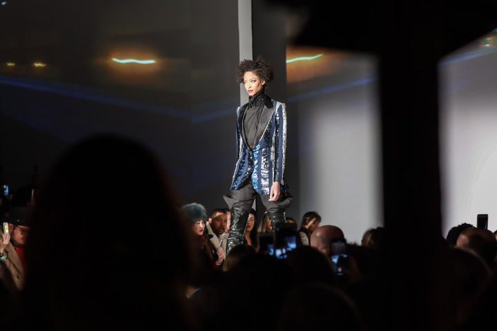 Malan Breton Fall Winter 2018 Collections During NYFW