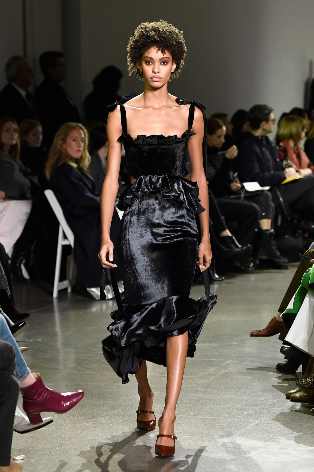 Brock Collection - Runway - February 2018 - New York Fashion Week: The Shows