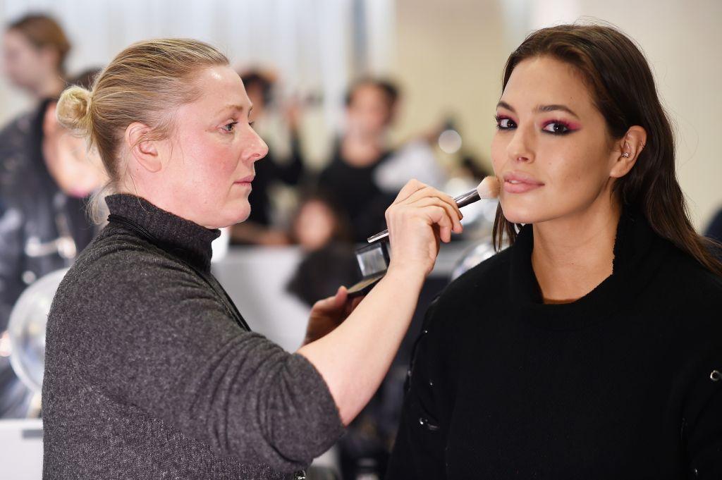 Christian Siriano - Backstage - February 2018 - New York Fashion Week