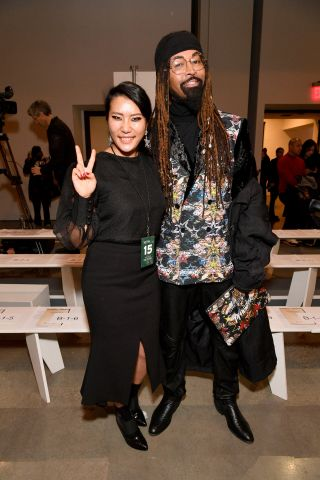 Concept Korea - Front Row - February 2018 - New York Fashion Week: The Shows