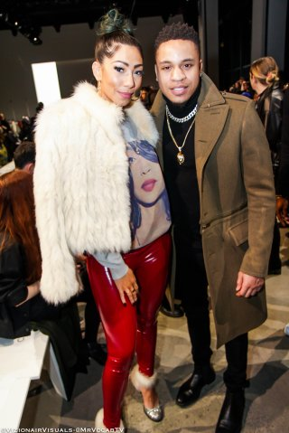 Rotimi & Bridget Kelly