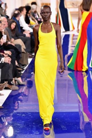 Ralph Lauren - Runway - February 2018 - New York Fashion Week