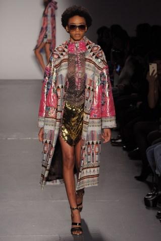 Custo Barcelona - Runway - February 2018 - New York Fashion Week