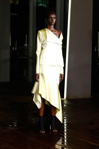 Mercedes-Benz Fashion Week Resort 17 Collections - Dion Lee - Catwalk