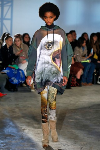 R13 - Runway - February 2018 - New York Fashion Week