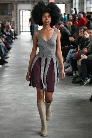 Eckhaus Latta - Runway - February 2018 - New York Fashion Week