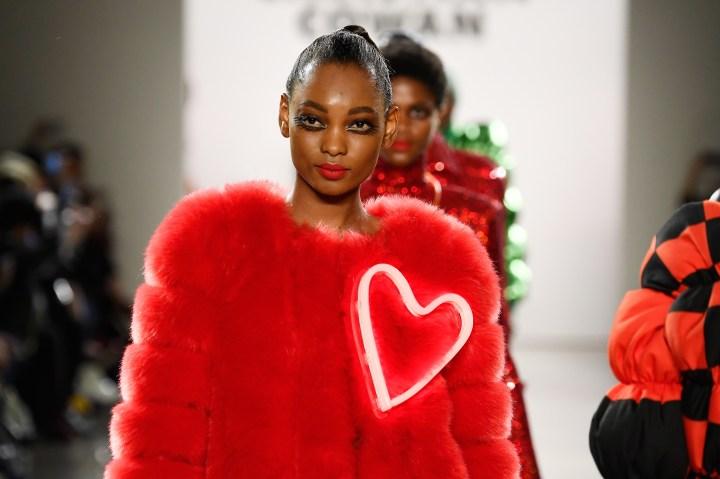 Christian Cowan - Runway - February 2018 - New York Fashion Week: The Shows