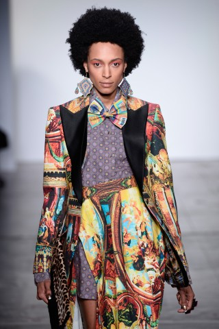 Helen Anthony - Runway - February 2018 - New York Fashion Week Presented By First Stage