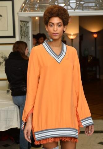 Yuna Yang - Presentation - February 2018 - New York Fashion Week