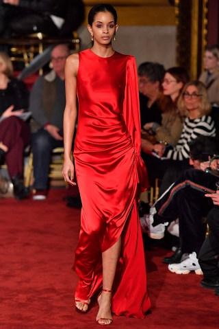Christian Siriano - Runway - February 2018 - New York Fashion Week
