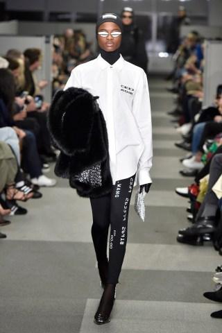 Alexander Wang - Runway RTW - Fall 2018 - New York Fashion Week