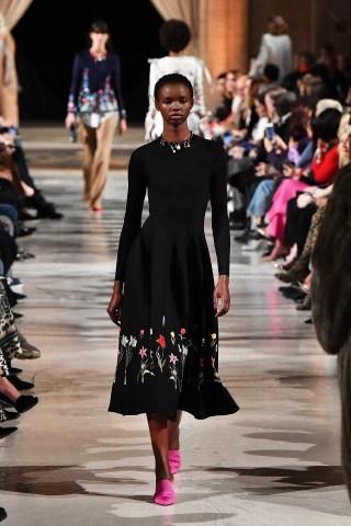 Oscar De La Renta - Runway - February 2018 - New York Fashion Week