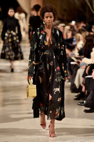 Oscar de la Renta - Runway RTW - Fall 2018 - New York Fashion Week