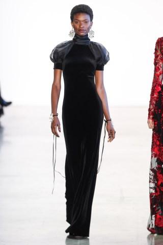 Badgley Mischka - Runway - February 2018 - New York Fashion Week: The Shows