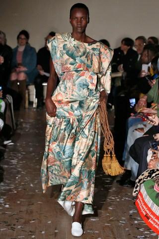 Vaquera - Runway - February 2018 - New York Fashion Week
