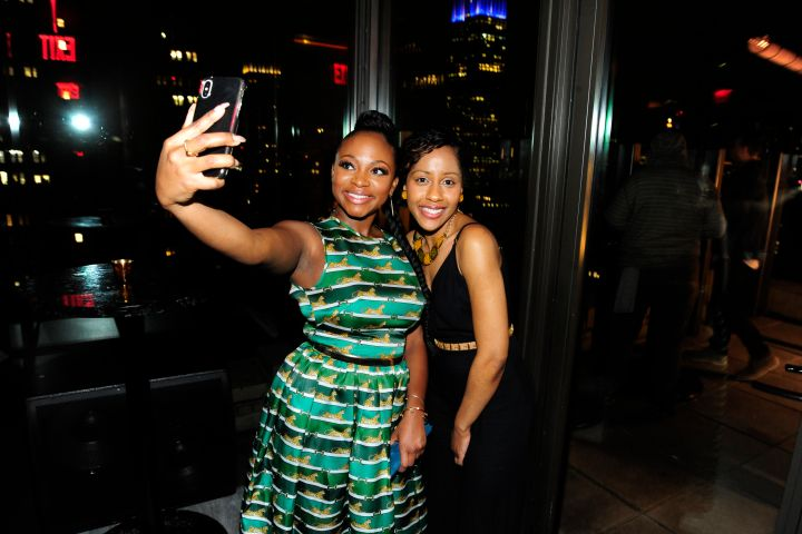 The Cinema Society with Ravage Wines & Synchrony host the after party for Marvel Studios' 'Black Panther'