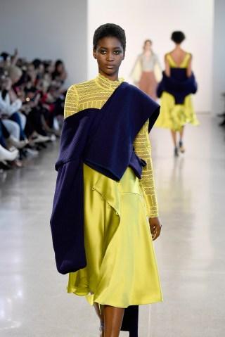 Leanne Marshall - Runway - February 2018 - New York Fashion Week: The Shows