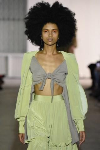 Maryam Nassir Zadeh - Runway - February 2018 - New York Fashion Week