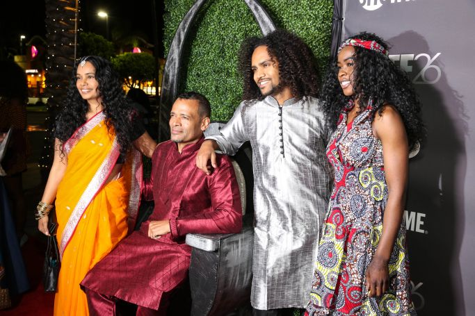 26th Annual Pan African Film Festival - Black Panther Red Carpet Arrivals