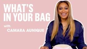 Camara Aunique 'What's In Your Bag'