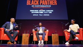 'Black Panther' Panel Discussion
