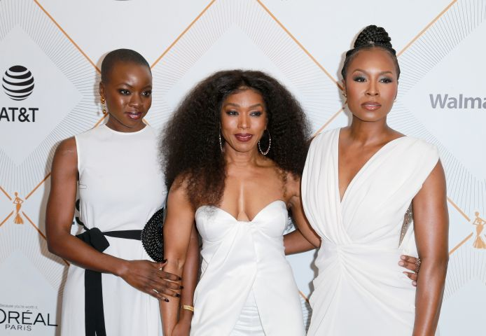 2018 Essence Black Women In Hollywood Oscars Luncheon - Red Carpet