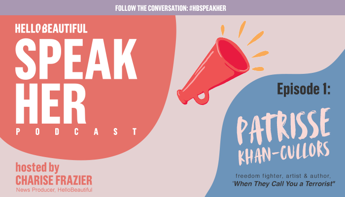 SpeakHER graphic: Episode 1