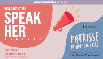 SpeakHER graphic: Episode 1