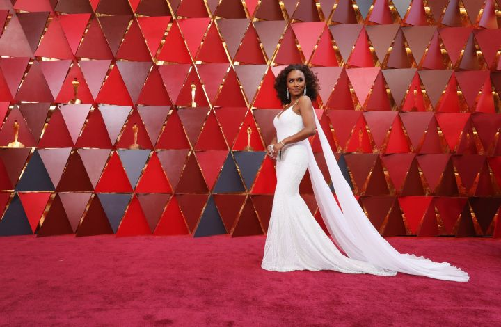 Janet Mock, 2018 Academy Awards