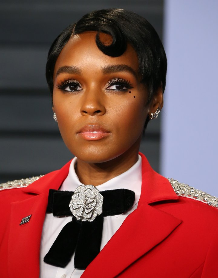 Janelle Monae- 2012 Young, Gifted and Black Award