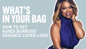 Kandi Burruss' What's In Your Bag