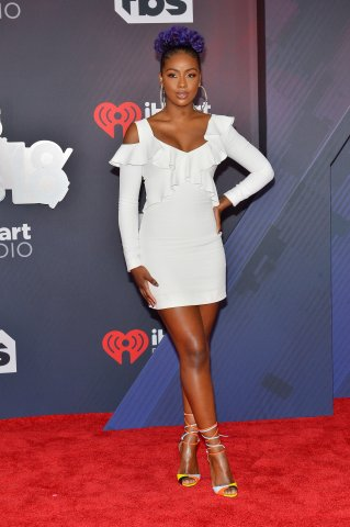 2018 iHeartRadio Music Awards - Red Carpet