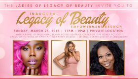 Legacy Of Beauty InAugural Brunch