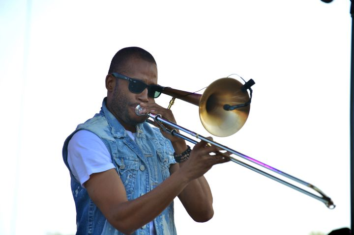 Trombone Shorty – Day 1