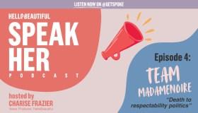 SpeakHER graphic: Episode 4