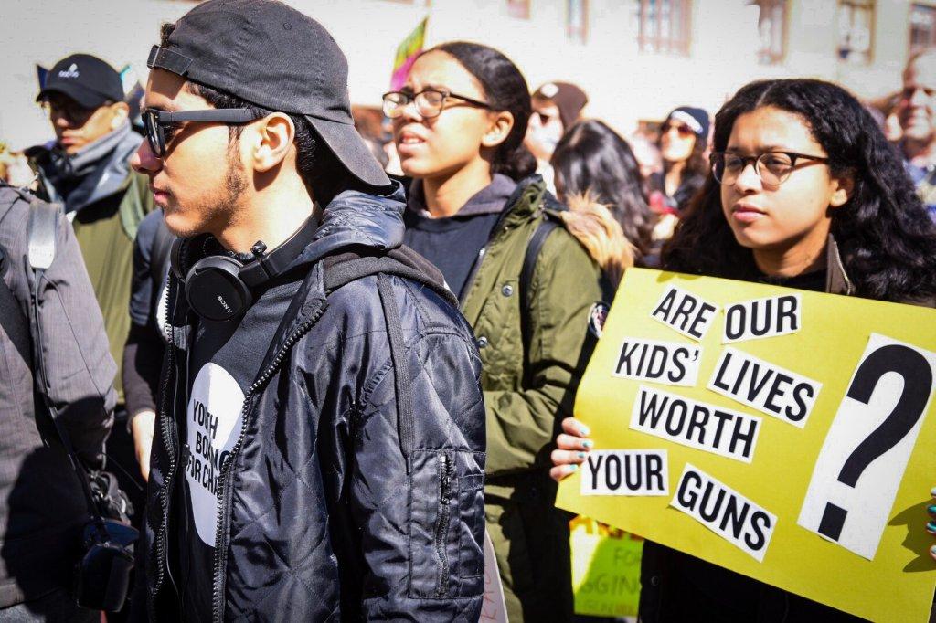 POC Youth March - NYC