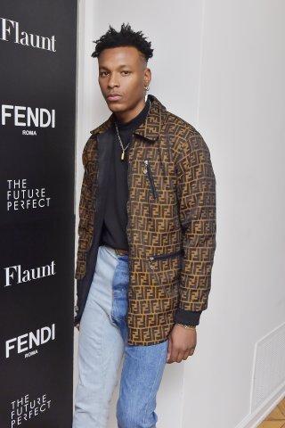FENDI x Flaunt Celebrate The New Fantasy Issue at Casa Perfect