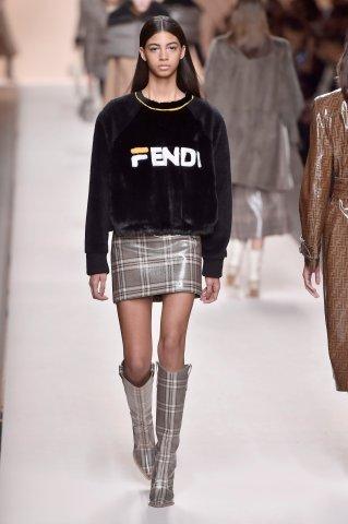 Fendi - Runway RTW - Fall 2018 - Milan Fashion Week