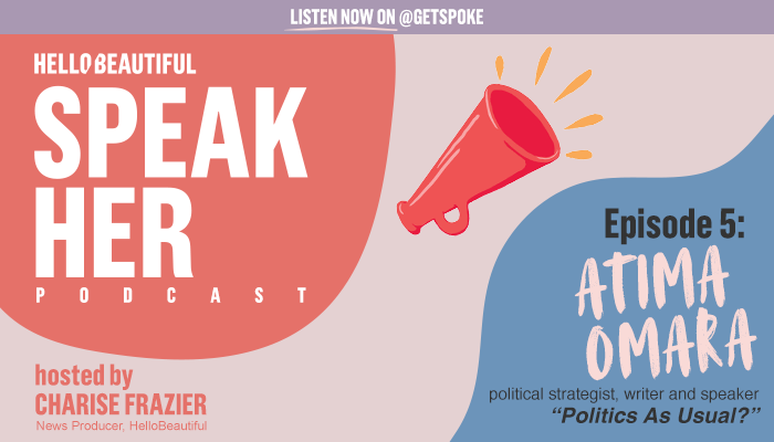 SpeakHER graphic: Episode 5
