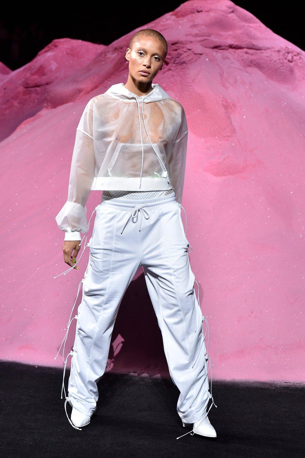 Fenty Puma by Rihanna - Runway RTW - Spring 2018 - New York Fashion Week