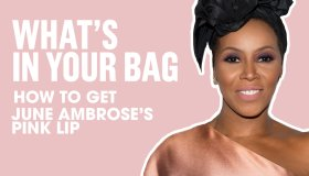 June Ambrose What's In Your Bag With Camara Aunique