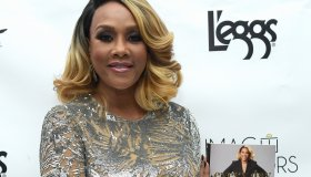 Vivica A. Fox Launches Her New Book 'Every Day I'm Hustling'