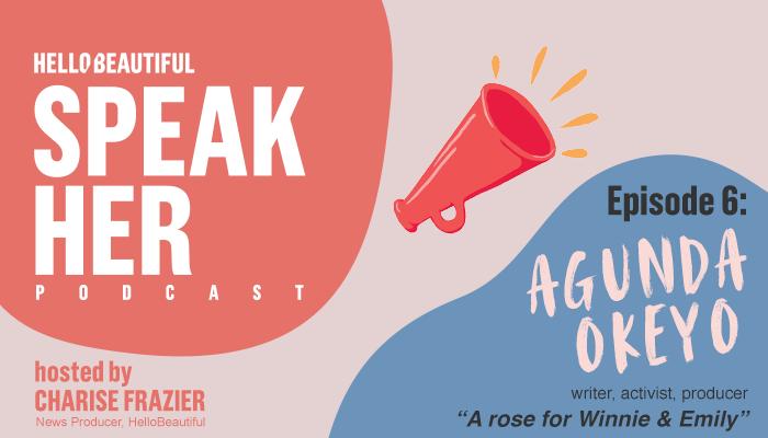 SpeakHER episode 6 graphic