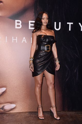 Sephora loves Fenty Beauty by Rihanna launch event