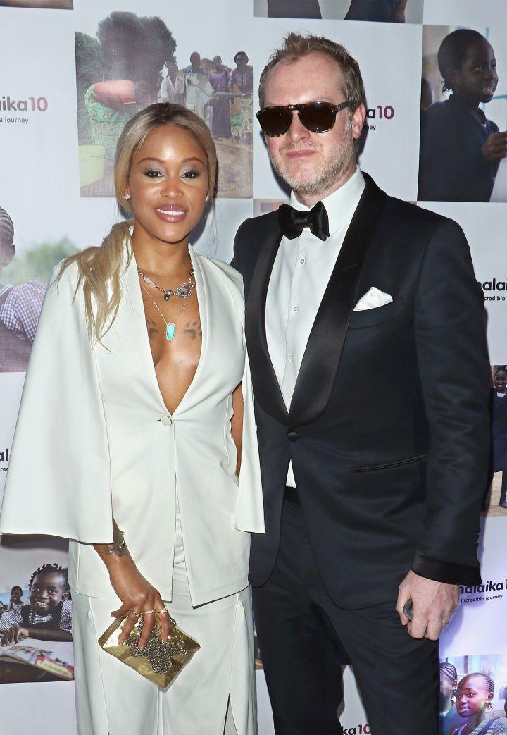 Eve With Husband, Maximillion Cooper