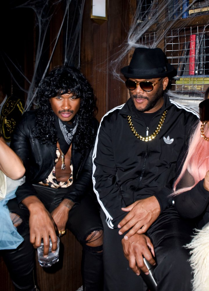Tyler Perry, Usher and LL Cool J
