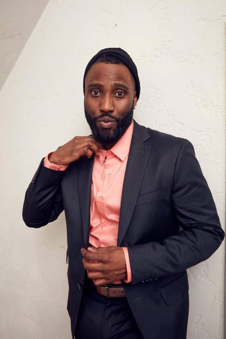 Denzel Washington's Son John David Washington Is Fine