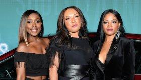 BET Presents: 2017 Soul Train Awards - Red Carpet & Arrivals