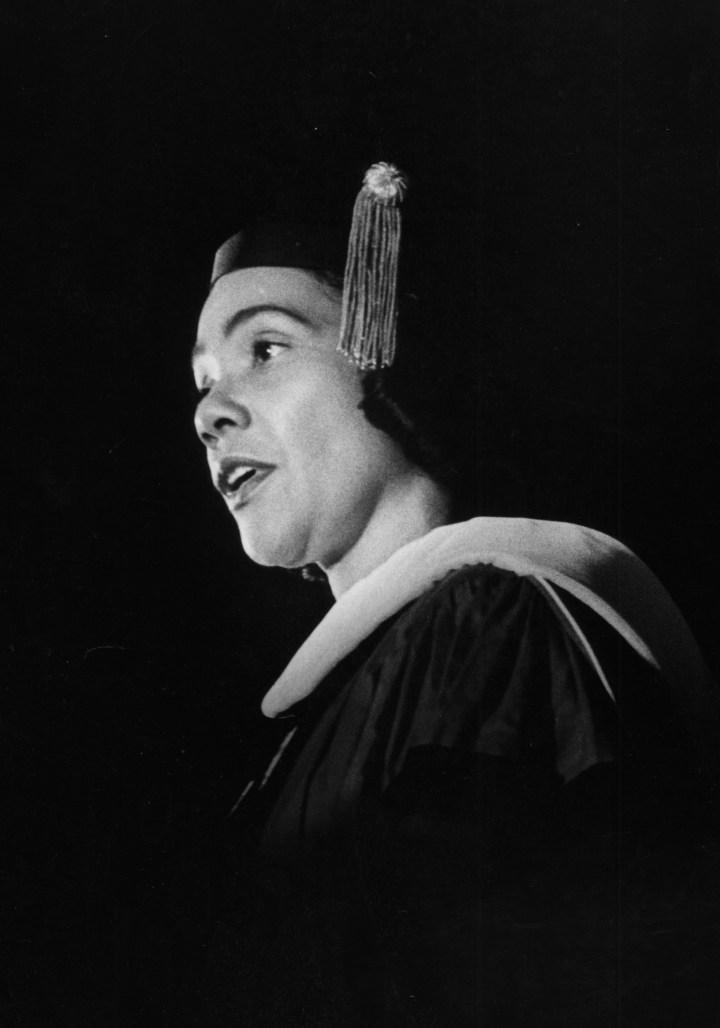 Coretta Scott King (1927 – 2006)